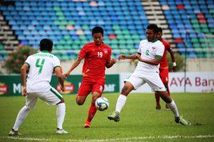 Indonesia Bantai Myanmar 7-1 Untuk Tempat Ke-3 Piala AFF B-18