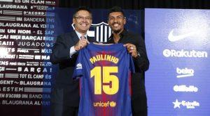 Paulinho Akan Kejutkan Banyak Pihak Dengan Kekuatan Dan Karakternya - Pele