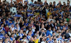 Ratusan Penyokong Bristol Rovers Dihadiahkan Sarapan Kerana Kesetiaan Mereka!