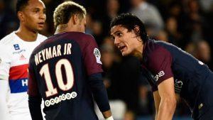 Neymar Akhirnya Mohon Maaf Atas Insiden Rebut Sepakan Penalti Dengan Cavani