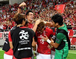 AFC Champions League 2017: Urawa Red Diamonds Bangkit Kalahkan Seteru Senegara!