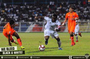 Kipre Terengganu FC PKNS FC