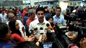 Syed Saddiq Ultras Malaya