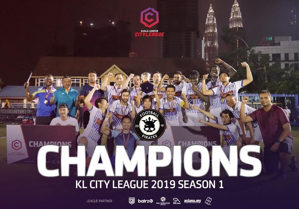 KL City League