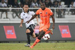 Kpah Sherman PKNS FC Terengganu FC