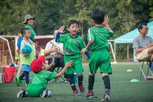 Little League Soccer akademi shazwan wong