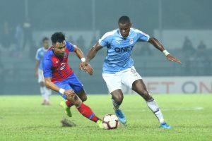 Aidil JDT PJ City Piala Malaysia