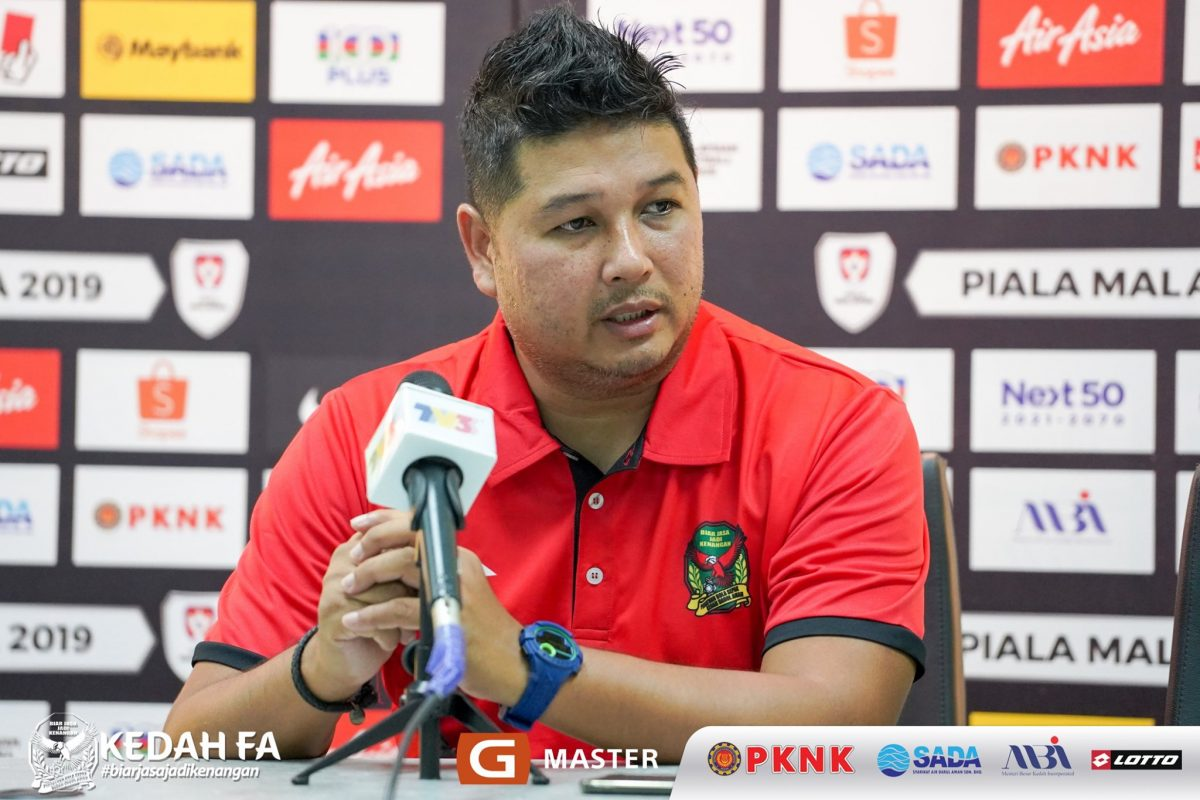 Aidil Sharin Sahak Kedah