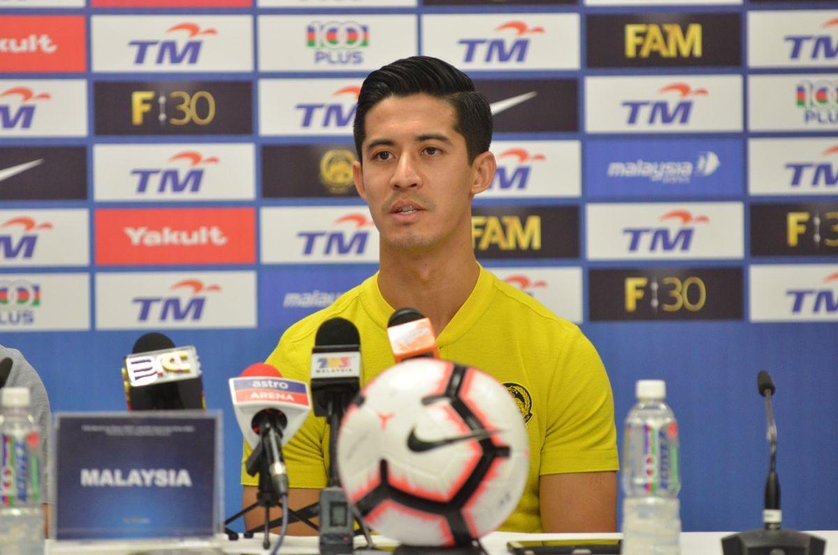 Brendan Gan Malaysia UAE