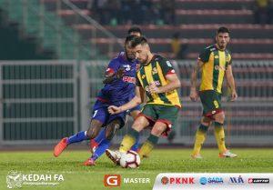 Jonatan Bauman Kedah PKNS