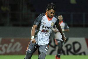 Mukhairi Ajmal PKNP FC Kedah Piala Malaysia