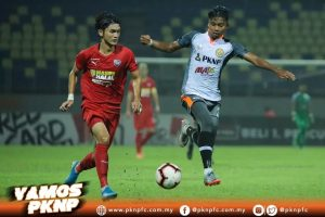 Mukhairi Ajmal PKNP FC Piala Malaysia