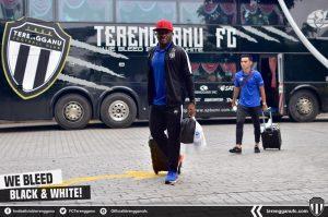 Tchetche Kipre Terengganu FC Piala Malaysia
