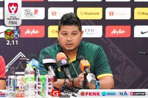 Aidil Sharin Kedah Piala Malaysia
