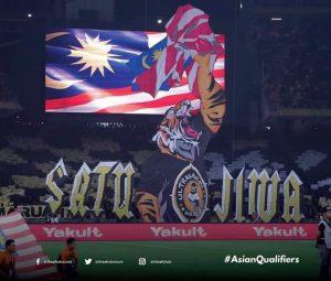 Ultras Malay Tifo Malaysia Indonesia