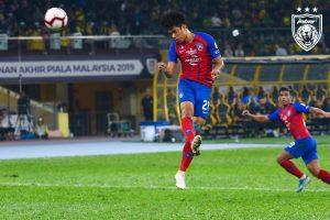 Syafiq Ahmad JDT Kedah Piala Malaysia