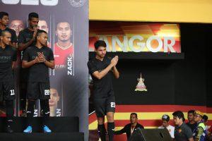 Nicholas Swirad Selangor 2020