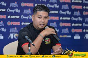 Aidil Sharin Kedah Kelayakan ACL 2020