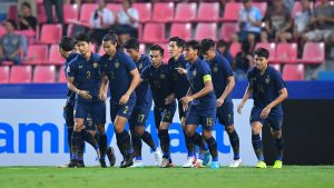 Thailand Iraq AFC B23